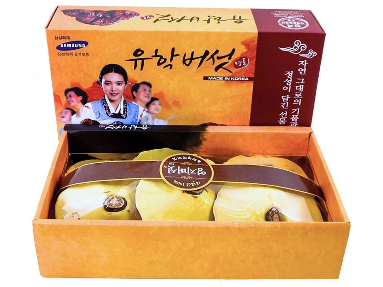 Nấm Linh Chi Thượng Hạng Hàn Quốc