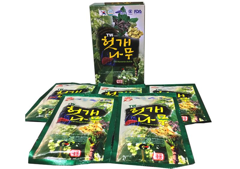 Nước Bổ Gan Hovenia Hàn Quốc