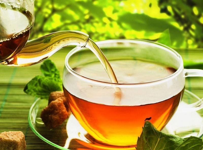 Loại trà thảo dược hổ trợ trị ôn dịch lây nhiễm qua đường hô hấp